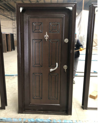 Steel Doors in Nigeria