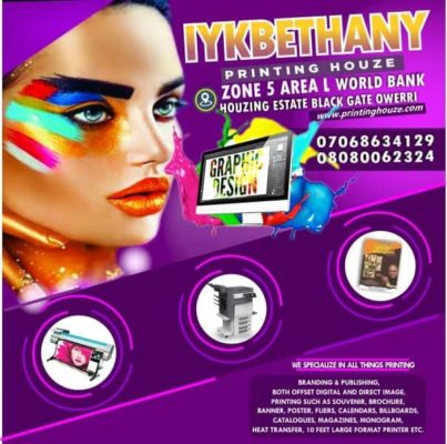 Banner printer owerri, print flyers in Owerri, print wedding cards in owerri, monogram printer owerri, owerri vehicle branding, Number one printing house in owerri